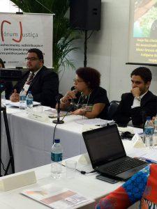 Maria Bernardete destaca as ações desenvolvidas pelo CNMP sobre combate ao racismo.