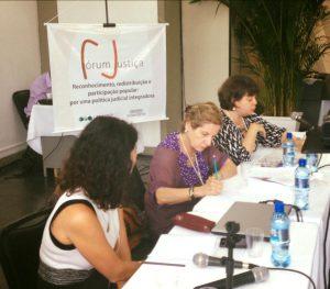 Sub-Procuradora-Geral Luiza Frischeisen avalia a relação entre sistema de justiça e os demais poderes na democracia brasileira