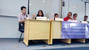 FJ participa do III Seminário Internacional de Direitos Humanos e Empresas.