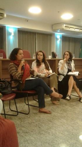 Luciana Boiteux debate la relación entre género, víctima y crítica del sistema penal.