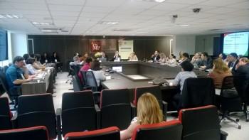Plenário do CNMP.