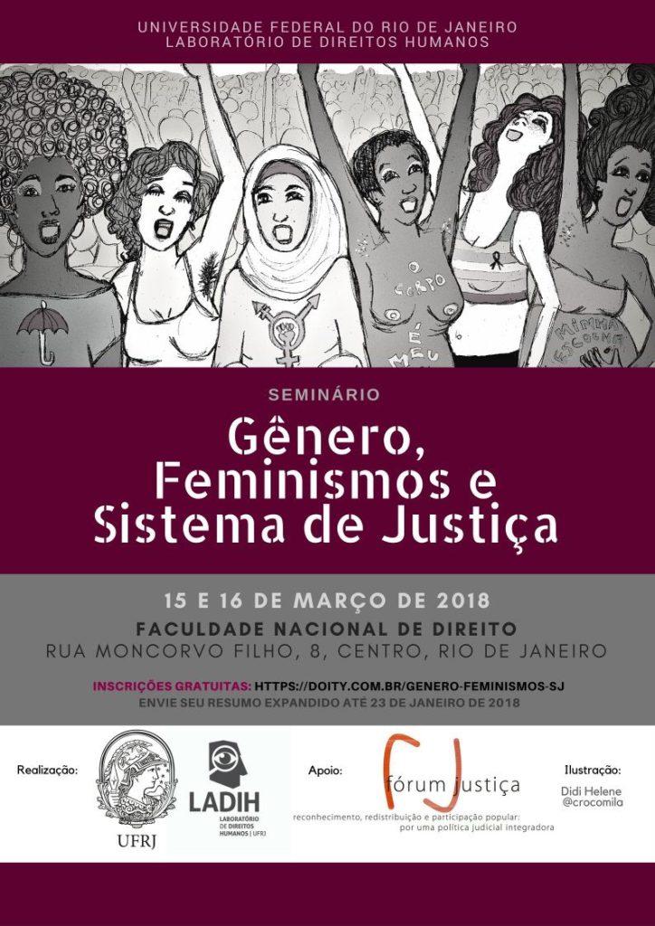 Seminario Genero, Feminismos e SJ